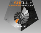 Shell Armored Vehicles logo