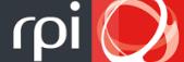 RP International logo