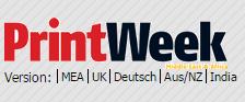Print Week logo