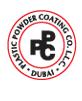 Plastic Powder Coating PPC Company LLC logo
