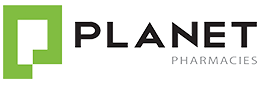 Planet Pharmacy logo