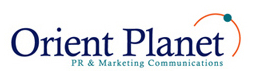 Orient Planet PR & Marketing Communications logo