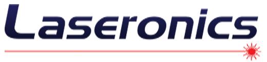 Laseronics logo