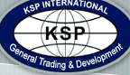 KSP International logo