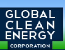 Global Clean Energy Corporation logo
