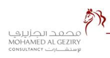 Mohd Al Geziry Consultancy logo