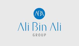 ALI BIN ALI & PARTNERS logo