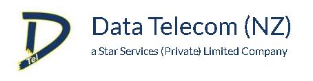 DATA TELECOM ( D - TEL ) logo