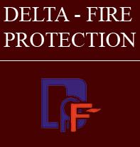 DELTA FIRE PROTECTION logo