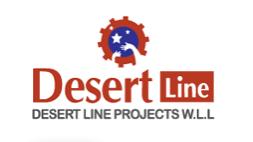 DESERT LINE PROJECTS WLL logo