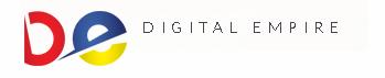 DIGITAL EMPIRE ADVERTISING logo
