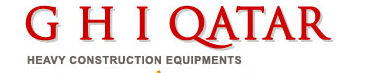 GHI QATAR HEAVY EQUIPMENT TRDG WLL logo