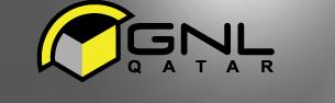 GNL QATAR logo