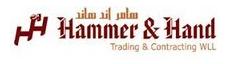 HAMMER & HAND TRADING & CONTG WLL logo