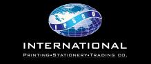 INTERNATIONAL PRINTING & STATIONARY CO logo