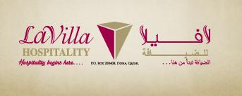 LA VILLA HOSPITALITY logo