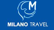 MILANO TRAVEL logo