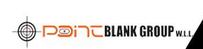 POINT BLANK COMPANY WLL logo