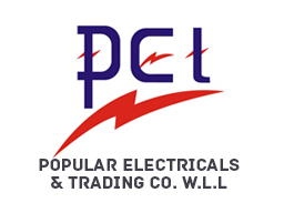 POPULAR ELECTRICALS & TRDG CO WLL logo