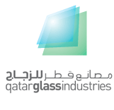 QATAR GLASS INDUSTRIES logo