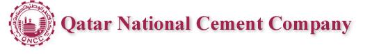 QATAR NATIONAL CEMENT CO SAQ logo