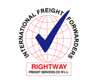 RIGHTWAY FREIGHT SERVICES CO WLL logo