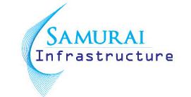 SAMURAI INFRASTRUCTURE logo
