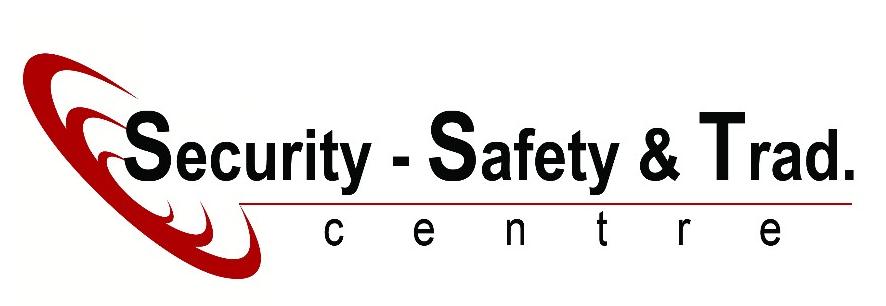 SECURITY SAFETY & TRDG CENTRE logo