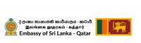 SRI LANKA, EMBASSY OF THE DEMOCRATIC SOCIALIST REPUBLIC OF logo