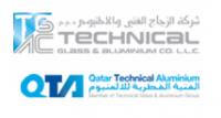 TECHNICAL GLASS & ALUMINIUM CO WLL logo