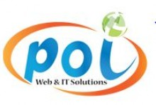 Website Design in Kuwait, Web Design & IT Solutions (POi) logo