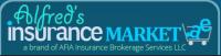 Alfred's Insurance Market logo