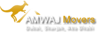 AMWAJ Movers and Packers logo