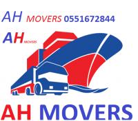 A H movers logo