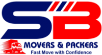 SB Movers logo