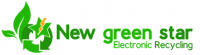 New Green Star Electronic Recycling  logo