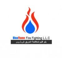Blue Flame Fire Fighting LLC logo