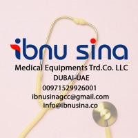 IBNU SINA Medical, Surgical Equipment & Instruments Trd.Co.LLC logo